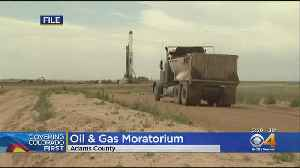 Six-Month Moratorium On Fracking Approved In Adams County [Video]