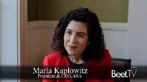 Marketers Should Seek 'The Right Model' When Deciding What To Do In-House: 4A's Kaplowitz [Video]