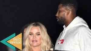 News video: Tristan Thompson Trying To WIN Khloe Kardashian Back By Using Baby True! | DR