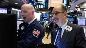 News video: Tech Leads Wall Street Rally