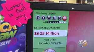 $1 Million Powerball Ticket Sold In South Jersey ShopRite [Video]