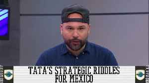 What Does Tata Martino Have In Store For Mexico Soccer? [Video]