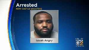 Police Arrest Isaiah Angry In New Castle Homicide [Video]