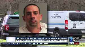 Suspect admits to beating man to death before setting RV on fire in Glen Burnie [Video]