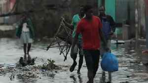 Mozambique Residents Desperate for Food and Shelter After Cyclone Idai Made Landfall [Video]