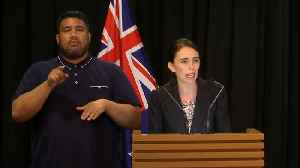 Prime Minister Jacinda Ardern Announces Sweeping Military-Style Weapons Ban  [Video]