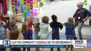 $32.8 referendum proposed for Clinton Community School District [Video]