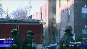 All residents, cat safe in downtown Spokane apartment fire [Video]