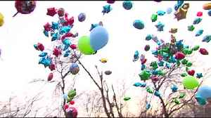 VIDEO Family holds balloon release, vigil for Ohio homicide victim [Video]