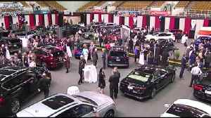 VIDEO Hundreds attend Lehigh Valley Auto Show Preview Gala [Video]