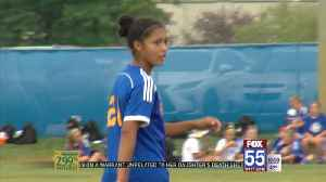 Homestead Soccer Star Amelia White Commits to Penn State [Video]