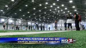 pro day at western [Video]