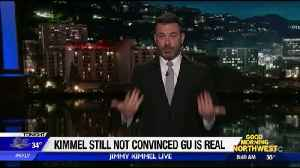 Gonzaga does exist Jimmy Kimmel [Video]