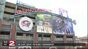 From small town to big city, Colgate ready for big showdown against Volunteers [Video]