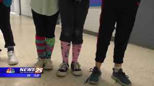 'Rock your Socks' for World Down Syndrome Day [Video]