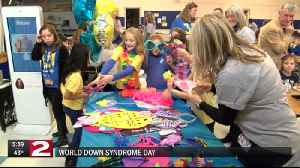 Deerfield Elementary taking selfies to raise awareness on World Down Syndrome Day [Video]