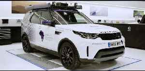 Mobile malaria project embarks on journey of Land Rover Discovery [Video]