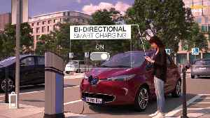 Groupe Renault starts piloting vehicle-to-grid charging [Video]