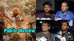 Public Review | Kesari | Akshay's yet another tale of bravery [Video]