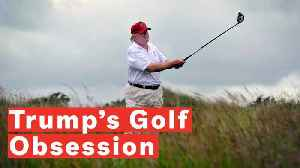 Trump Claimed He Wouldn't Have Time To Play Golf As President, Here's What The Facts Say [Video]