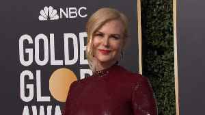 Nicole Kidman can only cook a grilled cheese sandwich [Video]