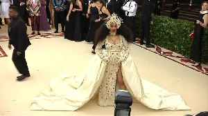Cardi B's security team will not face charges after Met Gala 'attack' [Video]
