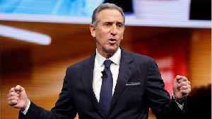 Howard Schultz Won't Yet Commit To Female Running Mate [Video]