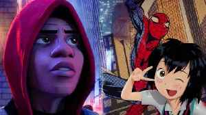How Animators Created the Spider-Verse [Video]