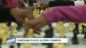 Community police using chess to mentor students [Video]