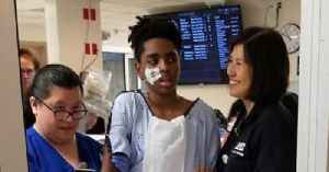 Henderson teen recovering after hit, injured by vehicle [Video]