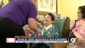Musical program helps people with Alzheimer's [Video]