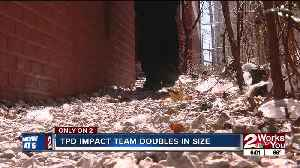 Tulsa Police Impact Team doubles in size [Video]