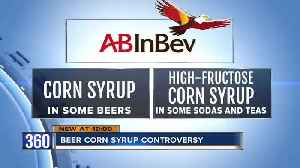 MillerCoors sues Anheuser-Busch over corn syrup ads [Video]