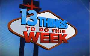 13 Things To Do In Las Vegas This Week for March 22-28 [Video]