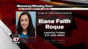 Missing: 16 Year Old Iliana Faith Roque [Video]