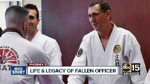 The life and legacy of fallen Phoenix officer Paul Rutherford [Video]