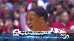 Channing Frye to host U of A athletic award event [Video]