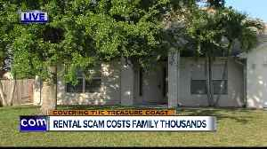 South Florida mother fears her family fell victim to rental scam, urges others to be cautious [Video]