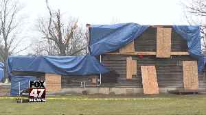 Shiawassee County tornado victims still picking up the pieces [Video]
