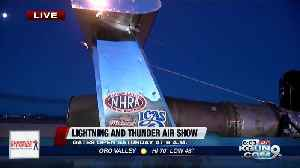 What traffic and parking to expect for the Davis-Monthan air show [Video]