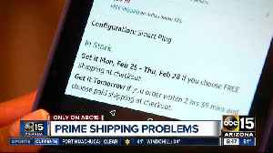 Prime shipping problems [Video]