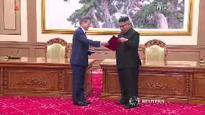 North Korea quits liaison office with South [Video]