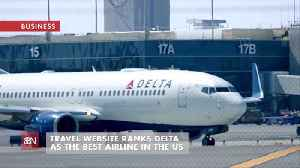 Delta Flies In At Number 1 [Video]