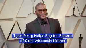 Tyler Perry Shows His Heart To A Grieving Family [Video]