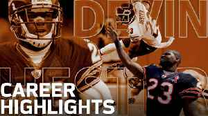 Devin Hester career highlights | NFL Legends [Video]