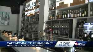 Seafood Revolution closing, CAET moving in [Video]