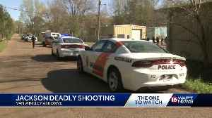 1 killed, 1 wounded in Jackson shooting [Video]