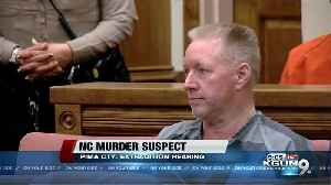 North Carolina murder suspect waives extradition in Tucson [Video]