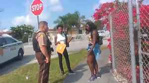 Florida Police Tackle and Arrest Black Woman After She Calls Them to Report Crime [Video]