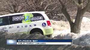 Door County transportation service could be reduced or eliminated to save money [Video]